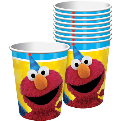 Sesame Street Paper Party Cups