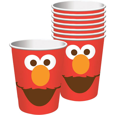 Elmo Paper Party Cups