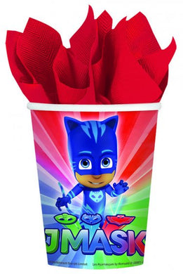 PJ Masks Paper Party Cups