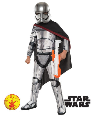Captain Phasma Super Deluxe Costume, Child