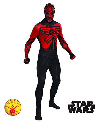 Darth Maul 2nd Skin Suit, Adult