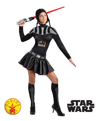 Darth Vader Female Costume, Adult