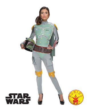 Boba Fett Female Costume, Adult