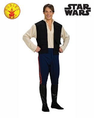 Han Solo Deluxe Costume, Adult