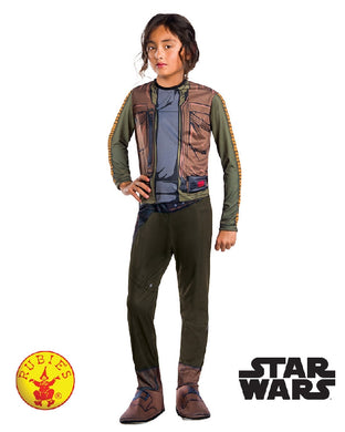 Jyn Erso Rogue One Classic Costume, Child