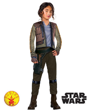 Jyn Erso Rogue One Deluxe Costume, Child