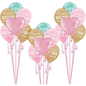 Boho Girl Balloon Kit