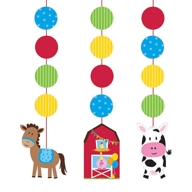 Farmhouse Fun Hanging String Decorations