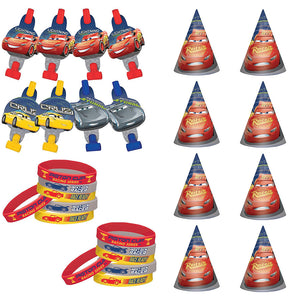 Cars Lightning McQueen Accessories Kit