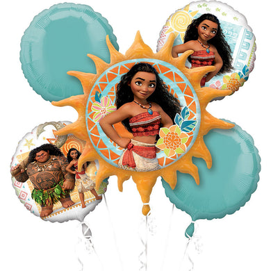 Moana Balloon Bouquet