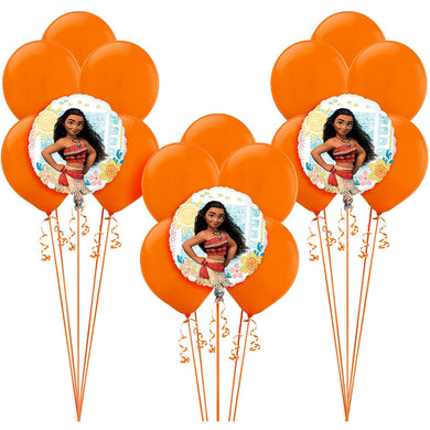 Moana Balloon Kit