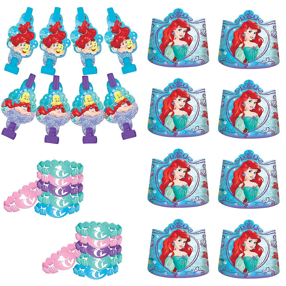 The Little Mermaid Accessories Kit