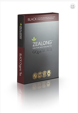Zealong Organic Black tea – 50g