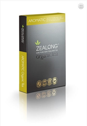 Zealong Organic Aromatic oolong tea – 50g