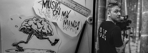 Music On My Mind | Volume 6 | Giles Campbell Longley