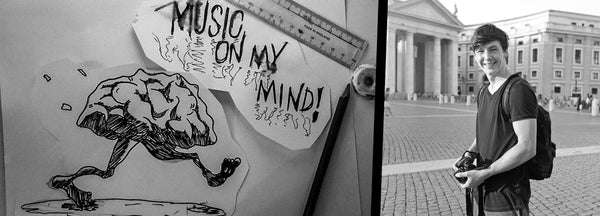 Music On My Mind | Volume 5 | Johnstone Macpherson-Stewart