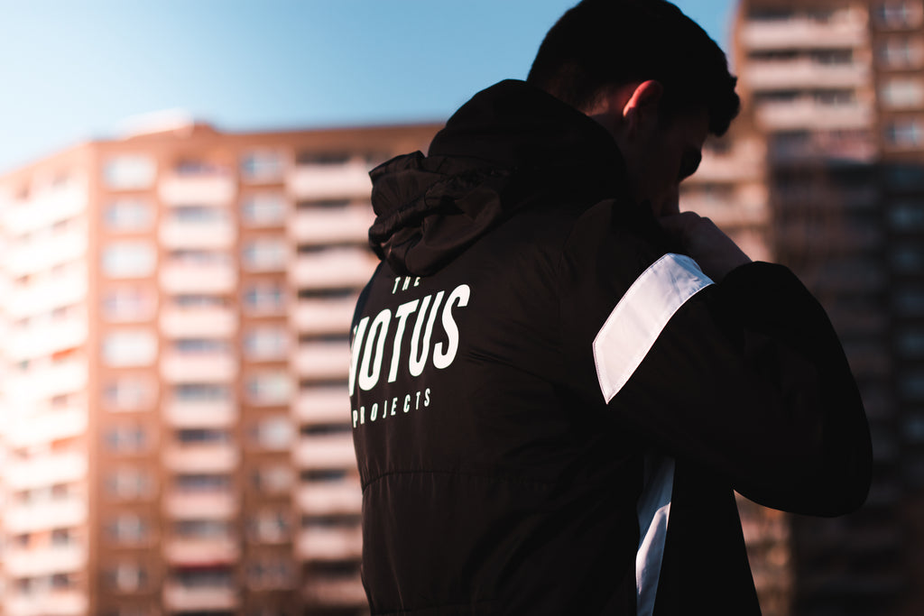 Parkour Freerunning Clothing Streetwear Track Jacket Windbreaker ATO Adapt To Overcome Fashion The Motus Projects