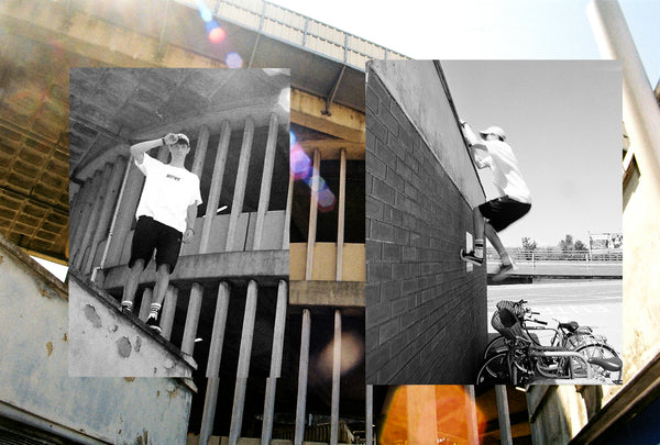 Max Barker Movement Collection Cookbook Jack Dodds Parkour Freerunning Clothing Streetwear
