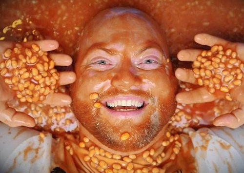 Cold Baked Beans