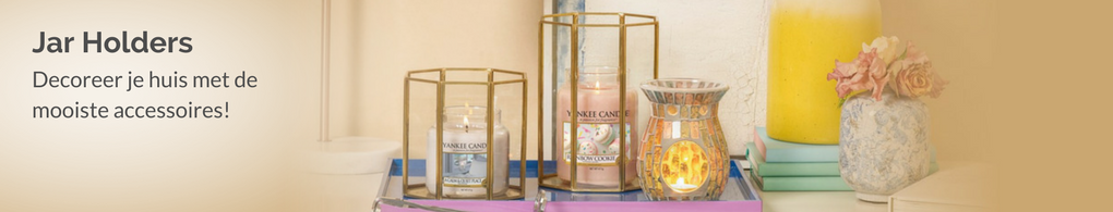Yankee Candle Jar Holders