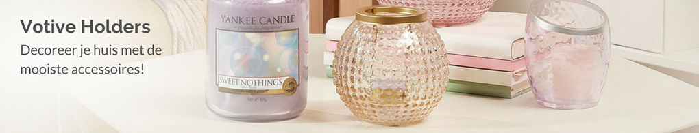 Yankee Candle Votive Holders