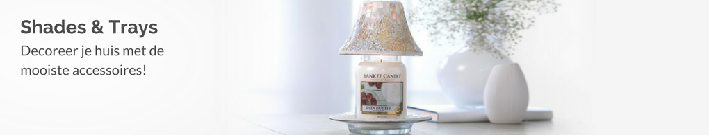 Yankee Candle Shades & Trays