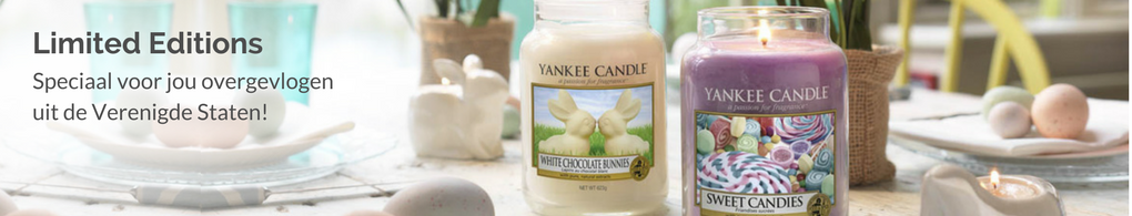 Yankee Candle Limited Editions
