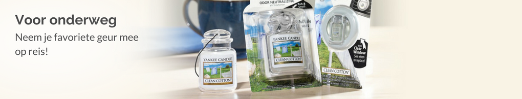 Yankee Candle Car Jar Classic