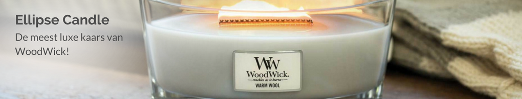 WoodWick Ellipse Candle