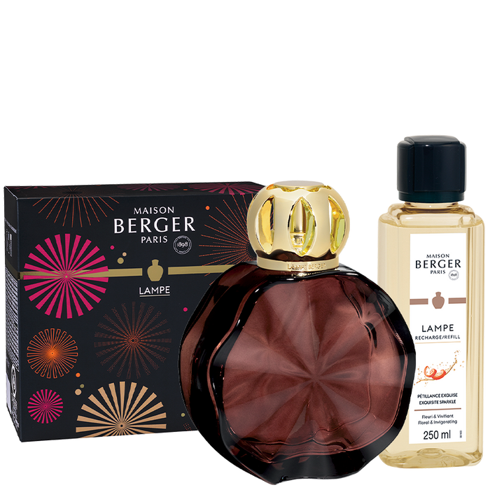 Maison Berger Paris Cercle Prune Lamp Giftset