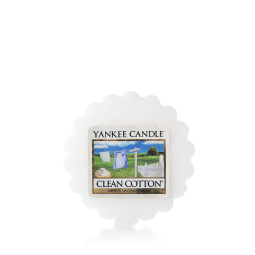 Yankee Candle Clean Cotton Wax Melt