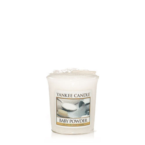Yankee Candle Baby Powder Votive Geurkaars