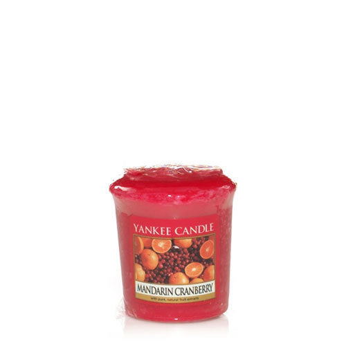 Yankee Candle Mandarin Cranberry Votive Candle