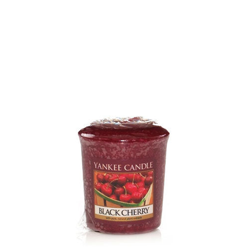 Yankee Candle Black Cherry Votive Geurkaars