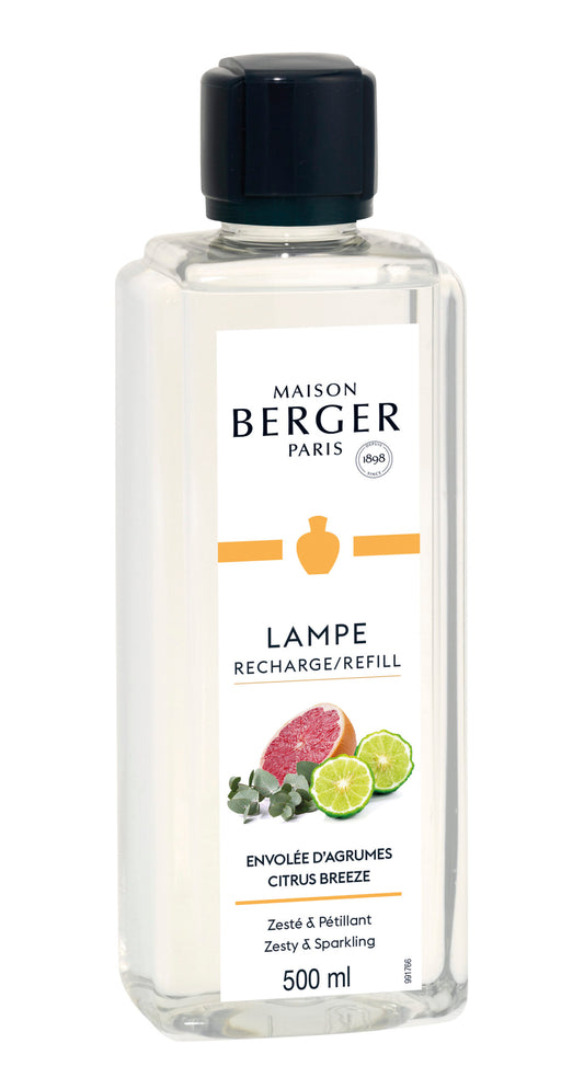 Maison Berger Paris Citrus Breeze 500ml Perfume