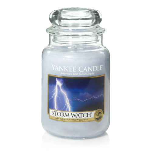 Yankee Candle Storm Watch Geurkaars Limited Edition