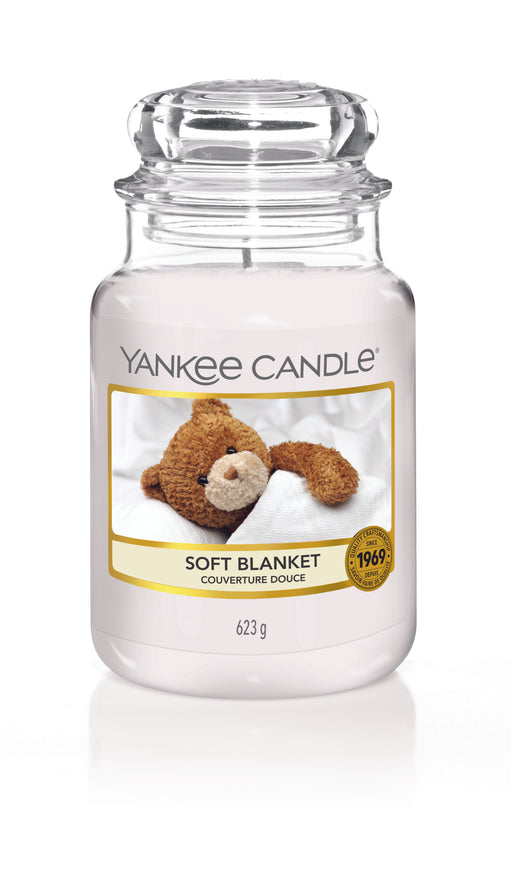 Yankee Candle Soft Blanket Large Jar