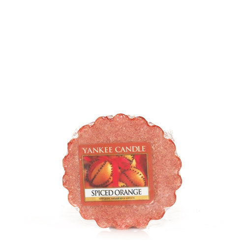 Yankee Candle Spiced Orange Wax Tart Geurkaars