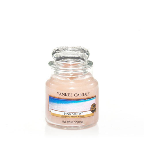 Yankee Candle Pink Sands Small Jar Geurkaars