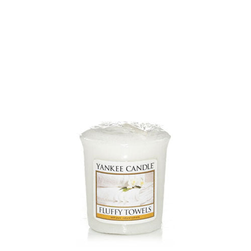 Yankee Candle Fluffy Towels Votive Geurkaars