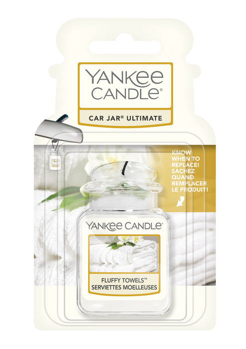 Yankee Candle Fluffy Towels Car Jar Ultimate