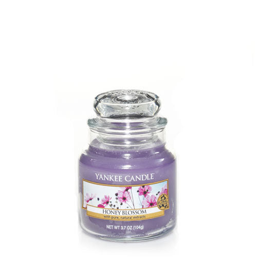Yankee Candle Honey Blossom Small Jar Geurkaars