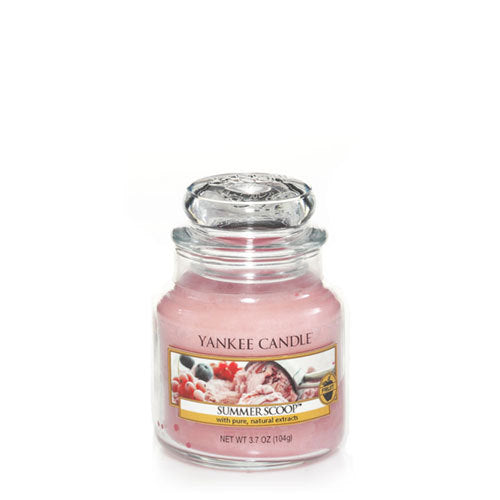 Yankee Candle Summer Scoop Small Jar Geurkaars