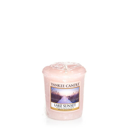 Yankee Candle Lake Sunset Votive Geurkaars