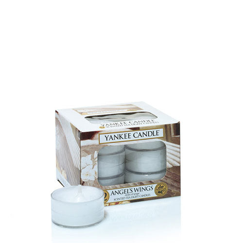 Yankee Candle Angel's Wings Tea Lights