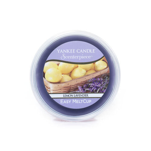 Yankee Candle Lemon Lavender Scenterpiece Melt Cup