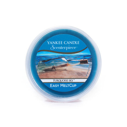 Yankee Candle Turquoise Sky Scenterpiece Melt Cup