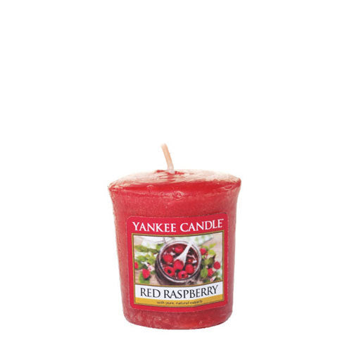 Yankee Candle Red Raspberry Votive Geurkaars