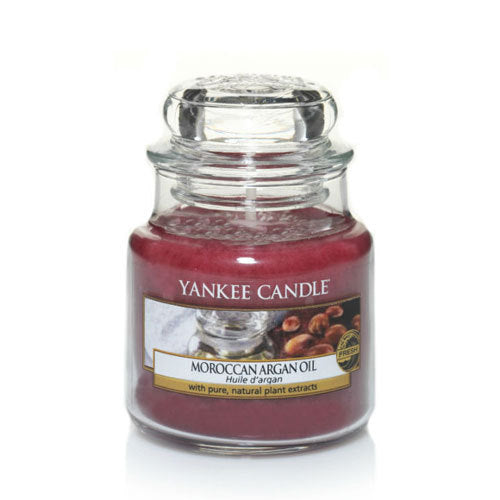 Yankee Candle Moroccan Argan Oil Small Jar Geurkaars