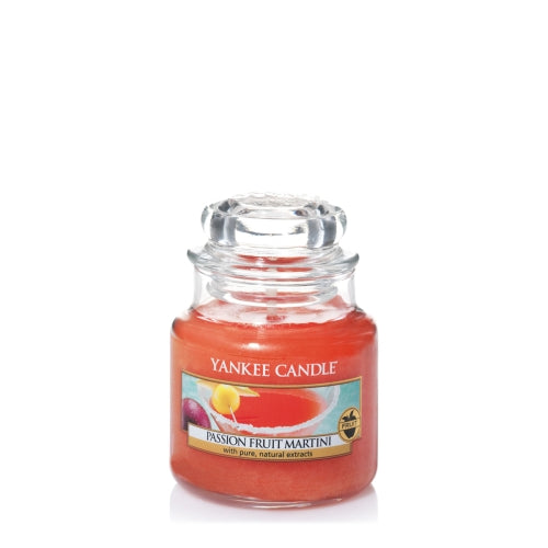 Yankee Candle Passion Fruit Martini Small Jar Geurkaars